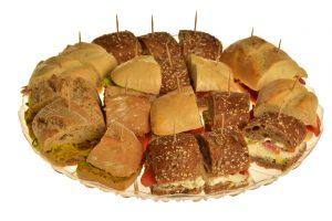 Sandwich-Platten