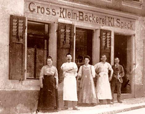 Die Geschichte der Confiserie Speck