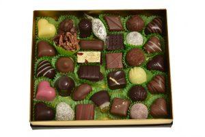 Schokolade-Spezialitäten