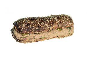 Sandwich mit Thon-Mousse