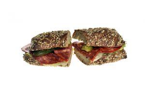 Sandwich mit Chorizo