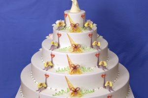 Spezial-Hochzeitstorten